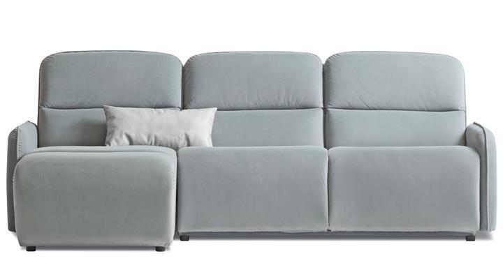 Угловой диван Лас-Вегас с оттоманкой