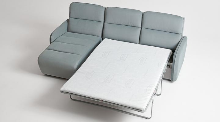 Угловой диван Лас-Вегас с оттоманкой - 5