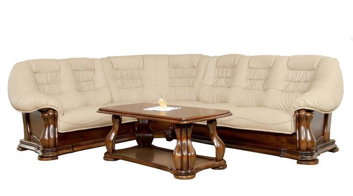 Кожаный угловой диван Maestro (Маэстро)