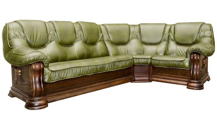 Угловой диван Гризли 340