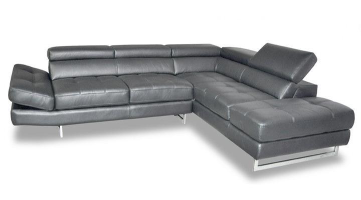Кожаный угловой диван LN-1 (ЛН-1)