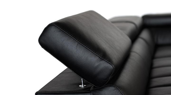 Кожаный угловой диван LN-1 (ЛН-1) - 2