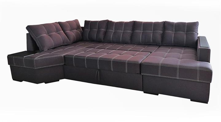 Угловой диван Мегаолбери - 6