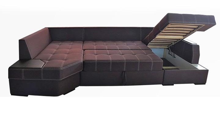 Угловой диван Мегаолбери - 2