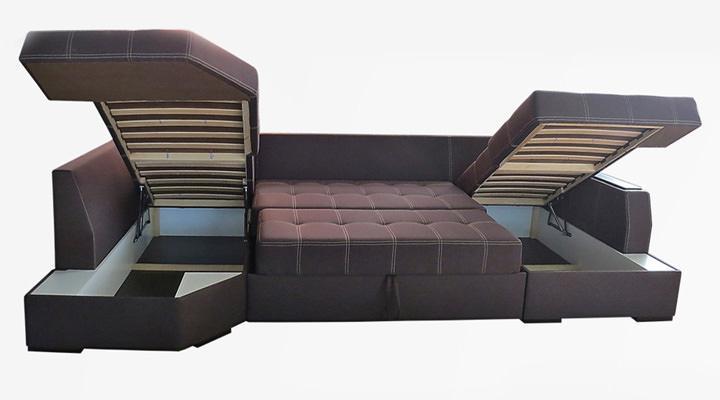Угловой диван Мегаолбери - 3