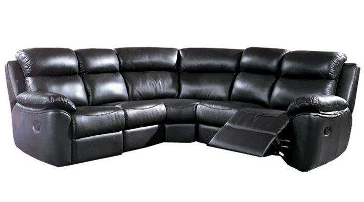 Кожаный угловой диван Алабама - 2