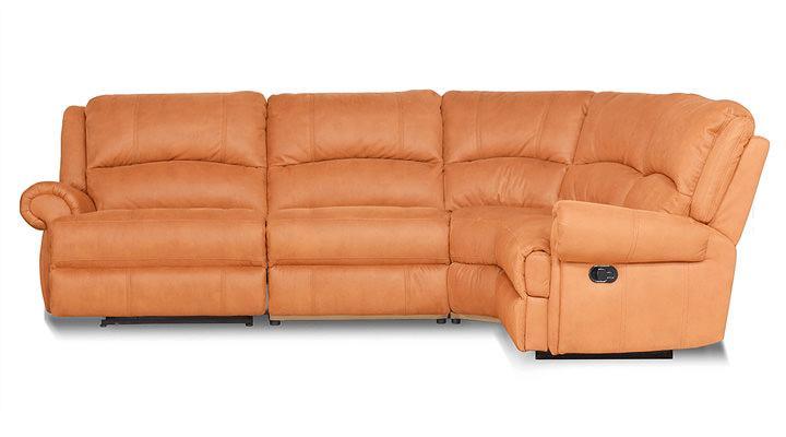 Кожаный угловой диван Сидней - 2