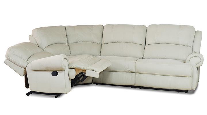 Кожаный угловой диван Сидней - 4