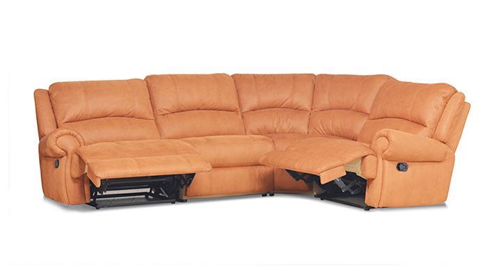 Кожаный угловой диван Сидней - 3