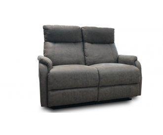 Двухместный диван с реклайнером Рио