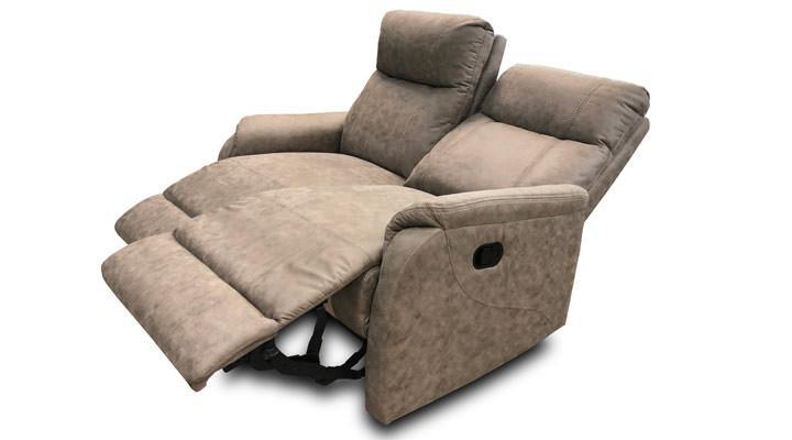 Двухместный диван с реклайнером Рио - 4