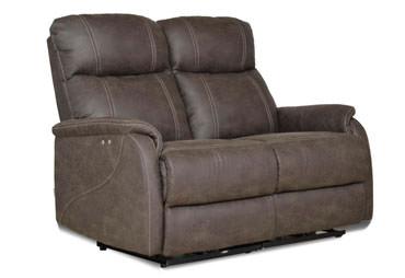 >Прямой диван Рио с реклайнером